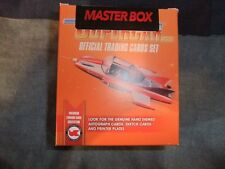 GERRY ANDERSON SUPERCAR SEALED MASTER SET TRADING CARD BOX 6 AUTOGRAPHS 1 SKETCH