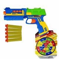 Dart Blaster Toy Gun for Kids with Foam Darts - Includes 5 Foam Dart for Kids
