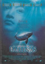 DVD - La Leyenda De Las Ballenas NEW Whale Rider FAST SHIPPING !