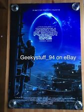 Ready Player One DS Theatrical Movie Poster 27x40