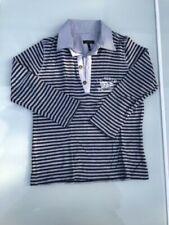 T-shirt gris IKKS pour fille de 2 à 16 ans