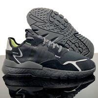Adidas Originals Nite Jogger 3M Reflective Shoes EE5884 Black Men's Size 12 NEW