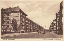 AK Berlin Friedenau. Rubens-Straße Ecke Ceciliengärten um 1940 nach Lübeck