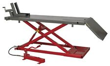 Sealey Motorcycle Lift 680kg Capacity Heavy-Duty Air/Hydraulic MC680A