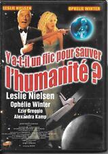 DVD ZONE 2--Y A-T-IL UN FLIC POUR SAUVER L' HUMANITE--NIELSEN/WINTER