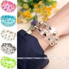Resin Alloy Cuff Fashion Bracelets
