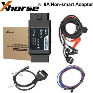 Xhorse VVDI 8A Non-Smart Key All Keys Lost Adapter for T0yota Work for VVDI2/MAX