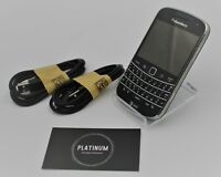 BlackBerry Bold 9900 - (Telus/Rogers/Unlocked) - 8GB QWERTY Camera Smartphone