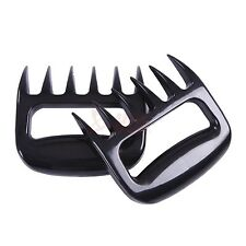 Pulled Pork Meat Shredder Bear Claws BBQ Grilling Handler Forks