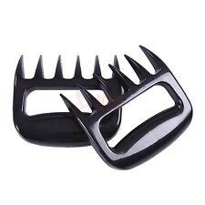 Pulled Pork Meat Shredder Bear Claws BBQ Grilling Handler Forks