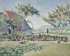 The Meadow Paul Signac Fine Art Print CANVAS Wall Decoration Giclee Reproduction