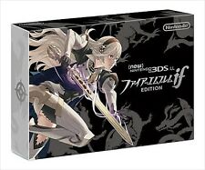 Nintendo 3DS Ll XL Consola Fire Emblema si Edición Japón Limitado Cantidad Usado