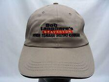 BOB LANPHERE'S HONDA YAMAHA SUZUKI KAWASAKI - ADJUSTABLE BALL CAP HAT!