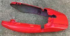 Yamaha Ybr 125 asiento lateral de 2007 L/H rojo Carenado Panel de Cubierta de plástico