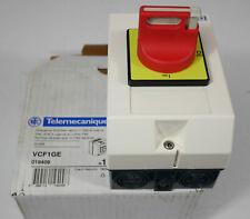 Interrupteur principal de sécurité telemecanique VCF1GE