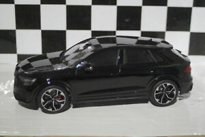 GT Spirit Audi Q8 RS 1:18 Black Resin GT305