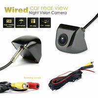 170 Degree HD Car Front View Reversing Camera Parking Assistance W/ Night Vision