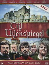 Tijl Uilenspiegel (met Jeroen Krabbé & Willeke Alberti) (3 DVD)