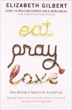 'EAT, PRAY, LOVE: ONE WOMAN'S SEARCH FOR EVERYTHING' New Paperback Book ELIZABET