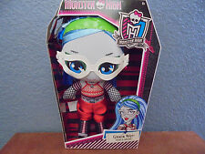 "Monster High Plush Doll Ghoulia Yelps Freaky & Fabulous Collectible 10"" Toy"