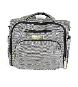 Jujube BFF Queen of the Nile Convertible Diaper Bag Backpack Anti-Paparazzi Stri