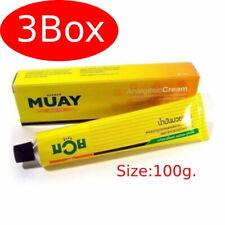 3X Namman Muay Thai Boxing Analgesic Cream Relieves Muscular Aches Pain 100G
