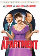 The Apartment 1960 romantic comedy-drama film directed by Billy Wilder Dvd 60s