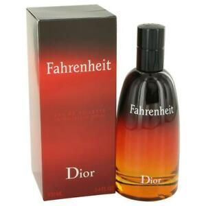 Christian Dior Fahrenheit Eau De Toilette 100ml Spray for Men