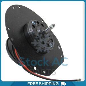 New A/C Blower Motor for Chevy Camaro/ Jeep Wrangler/ Pontiac Firebird.. - UQ