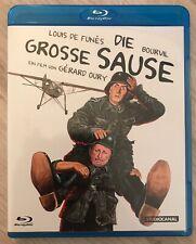DIE GROSSE SAUSE Blu-Ray +Louis De Funes +neuwertig+