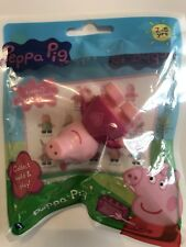 Peppa Pig Collect Build & Play - Construction Figure Bags - Peppa Pig