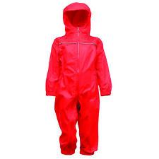 Regatta Paddle Kids Waterproof All-in-one Suit Breathable Rainsuit