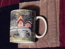 "*Lang and Wise* - MUG/CUP) NY #3 - Ned Young - ""The Garden Bench"" - 1998) OOP"