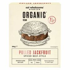 Eat Wholesome Organic Spiced Beef-Style Jackfruit 300g