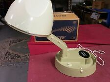 Lady Schick Consolette Mint Green Portable Professional Hair Dryer  Works