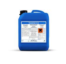 tickopur R 32 Limpiadores Especiales Para Ultrasonido 5,0 Litros CONCENTRADO