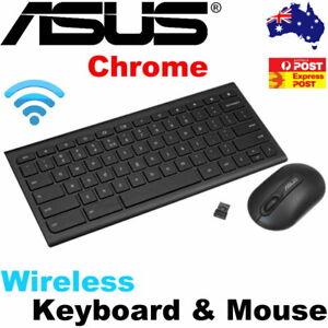 ASUS Chrome Chromebox KBM Wireless Keyboard and Mouse Combo Set
