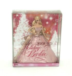 2009 Holiday Barbie *NRFB *Mint In Box
