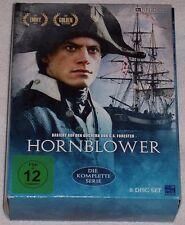 HORNBLOWER - Die komplette Serie, 8-DVD Set
