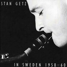 STAN GETZ (SAX) - IN SWEDEN 1958-60 NEW CD