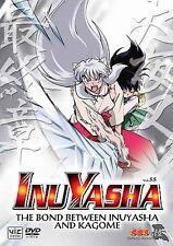 Inuyasha, Vol. 55 - The Bond Between Inu Yasha and Kagome DVD, Inuyasha,