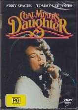 Coal Miner's Daughter 1980 Region 4 VGC DVD - Sissy Spacek Postage