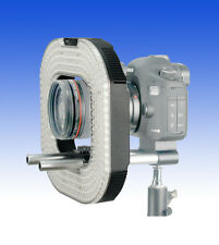 Asymmetrisch dimmbare LED Ringleuchte Ringlight  LEDGO LG-R332  mit 4.260 Lux