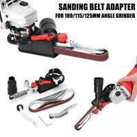 800W Max Sanding Belt Adapter Change Angle Grinder into Sander Sharpener Machine