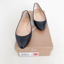 Christian Louboutin | Size 36 | Eloise Pointed Ballet Flat Black Nappa Leather
