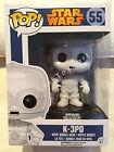Funko Pop! Vinyl Star Wars K-3PO No.55 Exclusive