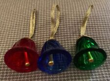 Crystal & 14c Gold Bell Thimbles - Sterling Classic, Very Rare & Valuable, c1985