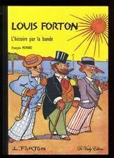 Louis Forton HISTORY by La Bande-Dessinée (Comic Book) F.Member Ed of Room Feet
