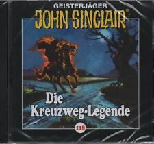 JOHN SINCLAIR - Teil 118 - Die Kreuzweg-Legende - AUDIO CD - NEU
