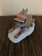 Sky Bunny gnome by Timothy Wolfe # 9139 made in Usa